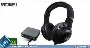 SteelSeries Spectrum 7XB Wireless Headset