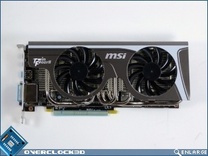 MSI R6950 Twin Frozr II Review