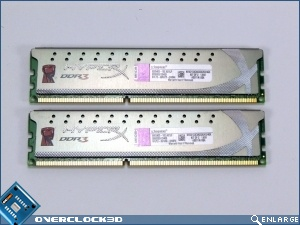 Kingston Genesis 4GB DDR3 Review