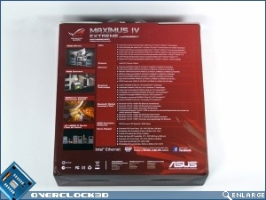 ASUS Maximus IV Extreme B3 Revision Review