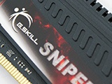 G.Skill Sniper SR2 8GB Kit Review