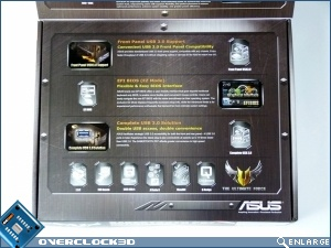 ASUS Sabertooth P67A B3 Review