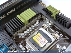 ASUS Sabertooth P67A B3 Review CPU