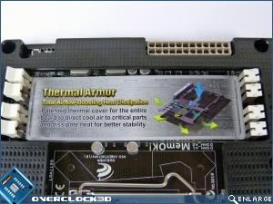 ASUS Sabertooth P67A B3 Review Memory