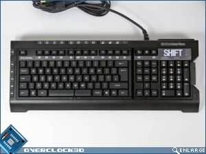 SteelSeries Shift Keyboard and Keyset Review