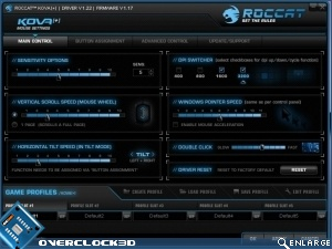 Roccat Kova Plus Software Review