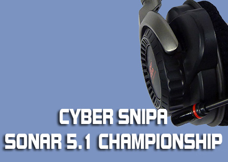 Cyber Snipa Sonar 5.1 Championship Review