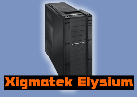 Xigmatek Elysium Video Review