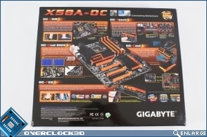 Gigabyte X58-OC Preview