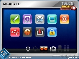 Gigabyte Z68X UD5 B3 Review Hybrid Touch