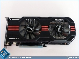 ASUS GTX560 TOP Review Back