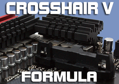ASUS Crosshair V Formula Review
