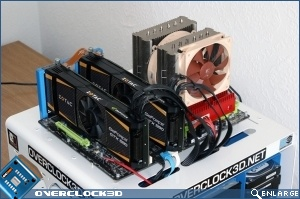 Zotac GTX590 SLI 5760x1080 Review