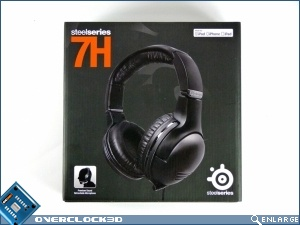SteelSeries 7H For i Devices Review Packaging