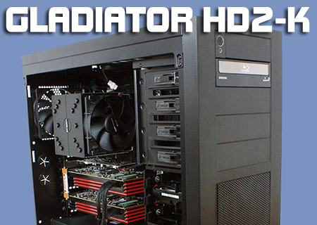 Aria Gladiator HD2-K Review
