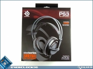SteelSeries Siberia V2 for PS3
