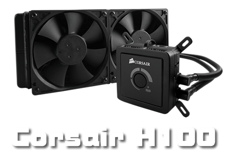 Corsair H100 Review