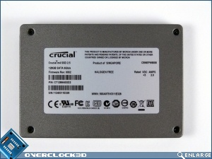 Crucial M4 128GB SSD Review