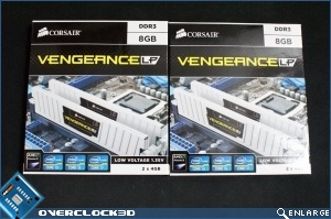 Corsair Vengeance LP 8GB 1.35v Review