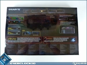 Gigabyte Aivia K8100 Keyboard Review