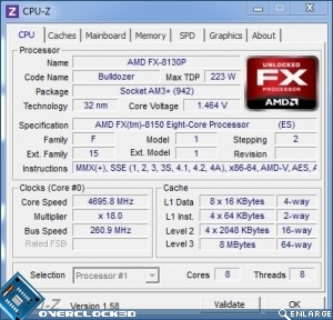 AMD FX8150 CPU Review