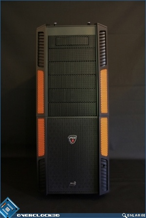 AeroCool X-Predator Evil Black/Orange