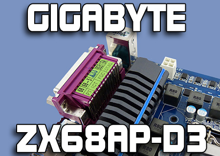 Gigabyte Z68AP-D3 Review