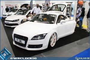 OC3D & Be Quiet @ LITS 2011 Audi TT