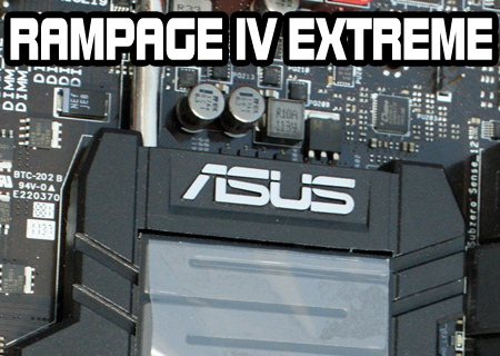ASUS Rampage IV Extreme X79 2011 Preview