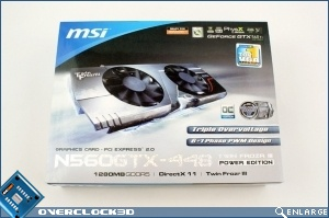 MSI GTX560Ti With 448 Cores Review