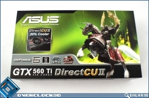 ASUS GTX560Ti 448 Core DirectCU II Review