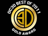 OC3D Best Of 2011 Awards