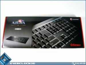 Enermax Aurora Keyboard Review