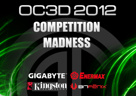 2012 Competition MADNESS