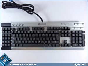 Corsair Vengeance K90 Keyboard Review