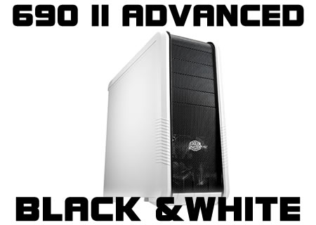 Cooler Master 690 II Advanced Black & White Review