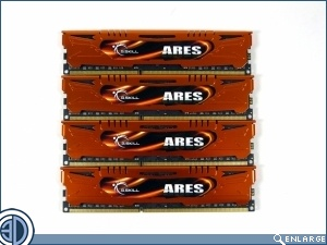 G.Skill Ares 16GB 2133MHz Kit Review