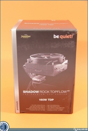 bequiet Shadow Rock TopFlow