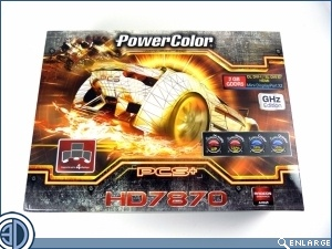 PowerColor HD7870 PCS+ Review