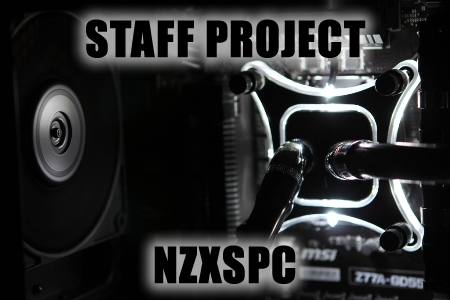 [Staff Projext]  NZXSPC  Finished build