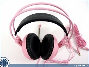 SteelSeries Siberia V2 Special Edition Pink