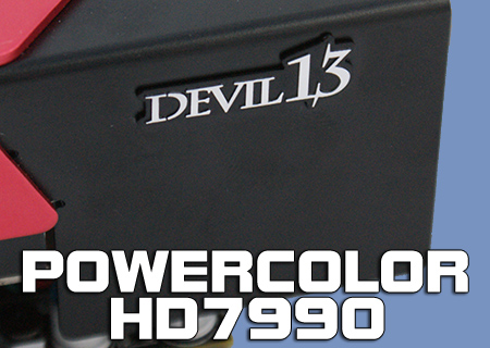 PowerColor Devil13 HD7990 Review