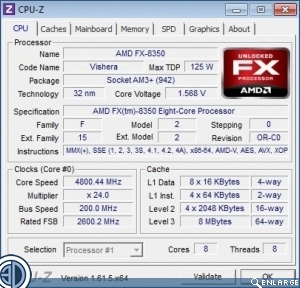 AMD FX8350 Review