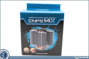 Zalman CNPS 14X Review