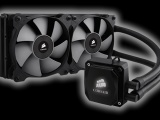 Corsair H100i Review