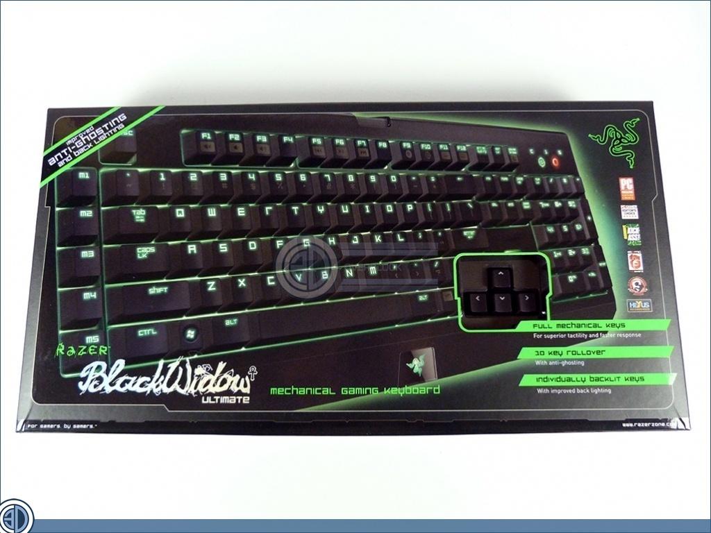 razer blackwidow ultimate 2013 manual