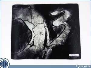 Ozone Rock and Shooter Mousepads