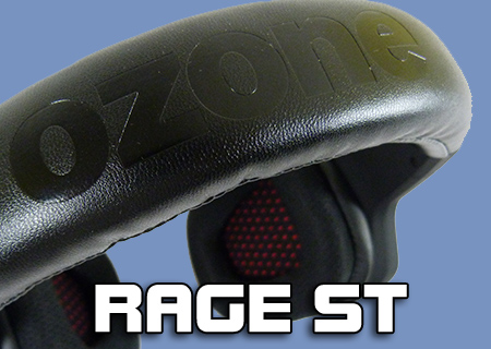 Ozone Rage ST Headset Review