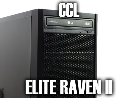 CCL Elite Raven II Gaming PC