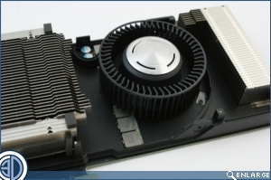 Gainward GTX Titan heatsink cooler and shroud